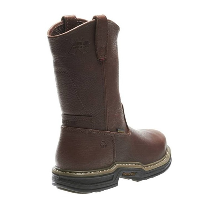 7909e84e17b Wolverine 4826 Buccaneer Steel-Toe EH Waterproof Wellington Work ...