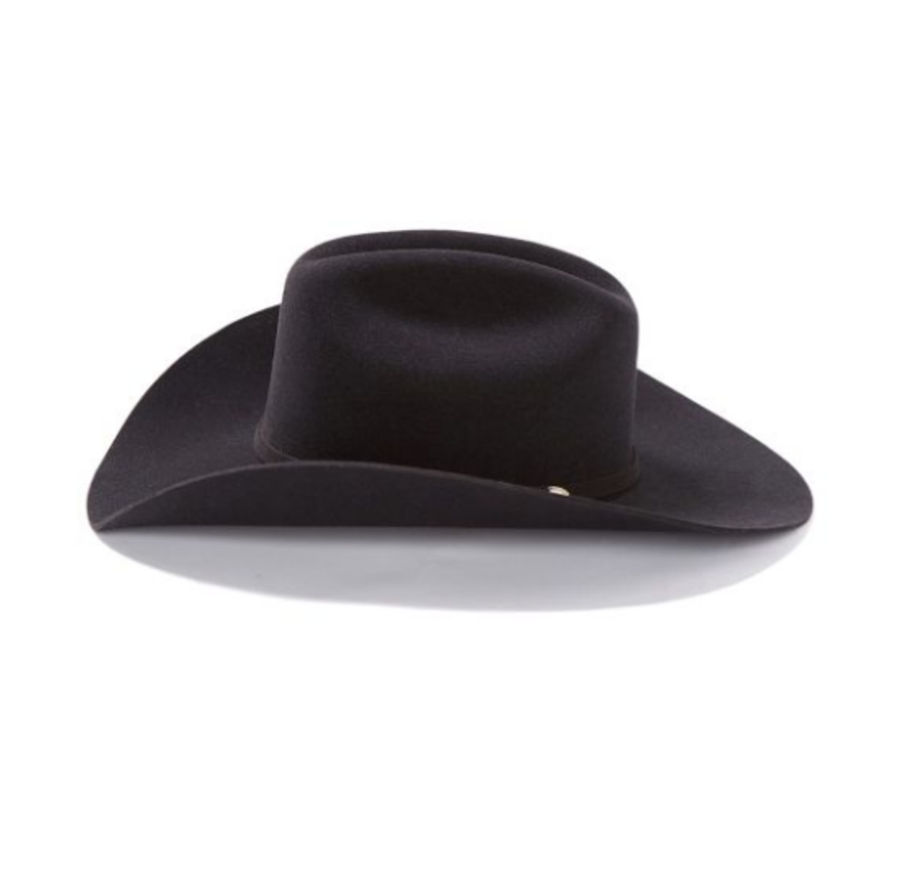 93586e4f214 Stetson Men s 3X Oakridge Wool Cowboy Hat Black  SWOAKR-724007 ...