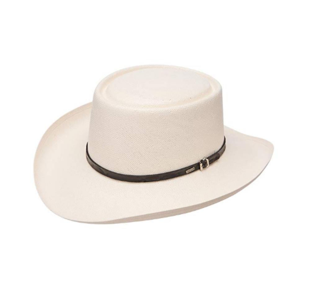 Resistol Men s Gambler 10X Cowboy Hat 8afcd9f6ff57