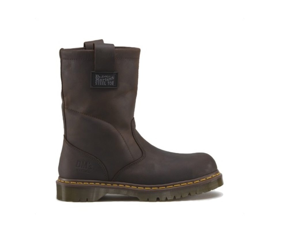 5ae1ffb72df Dr. Martens 10294201 Gaucho Icon 2295 Pull On EH Boot | Gulotta's ...