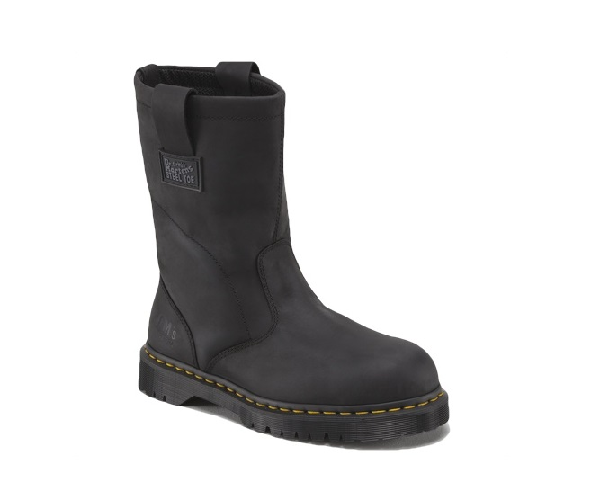 Dr Martens 10295001 Black Icon 2295 Pull On Eh Boot