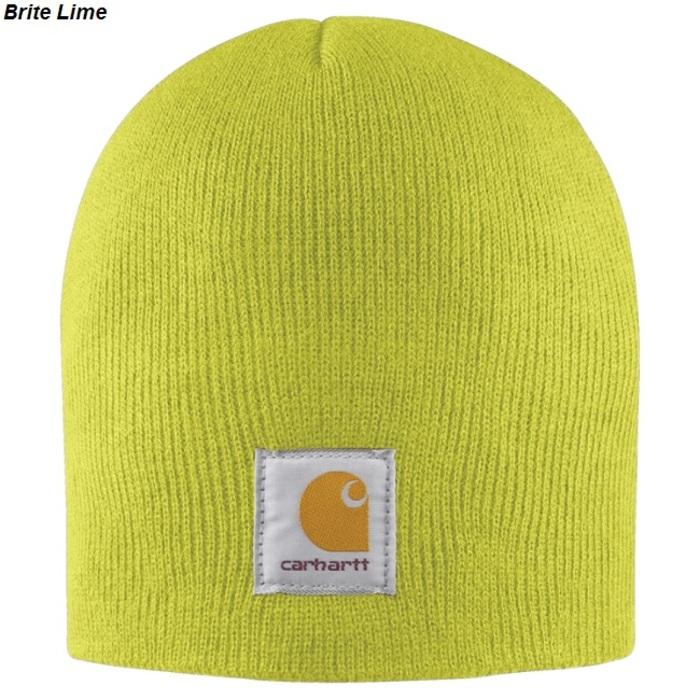 946b7cf429f Carhartt A205 Acrylic Knit Hat